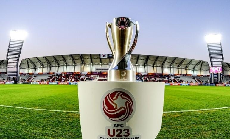 VCK U23 châu Á.
