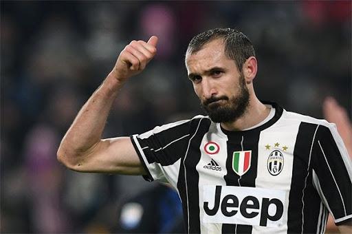 Bức tường thép của Juventus.